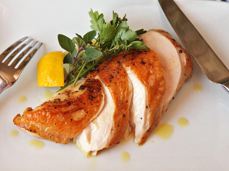 pollo sous vide a baja temperatura