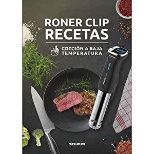 ebook recetas Taurus Roner clip