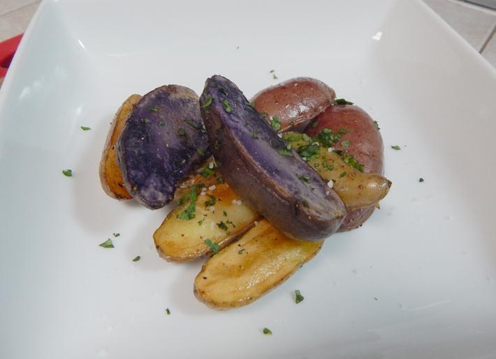 patatas sous vide